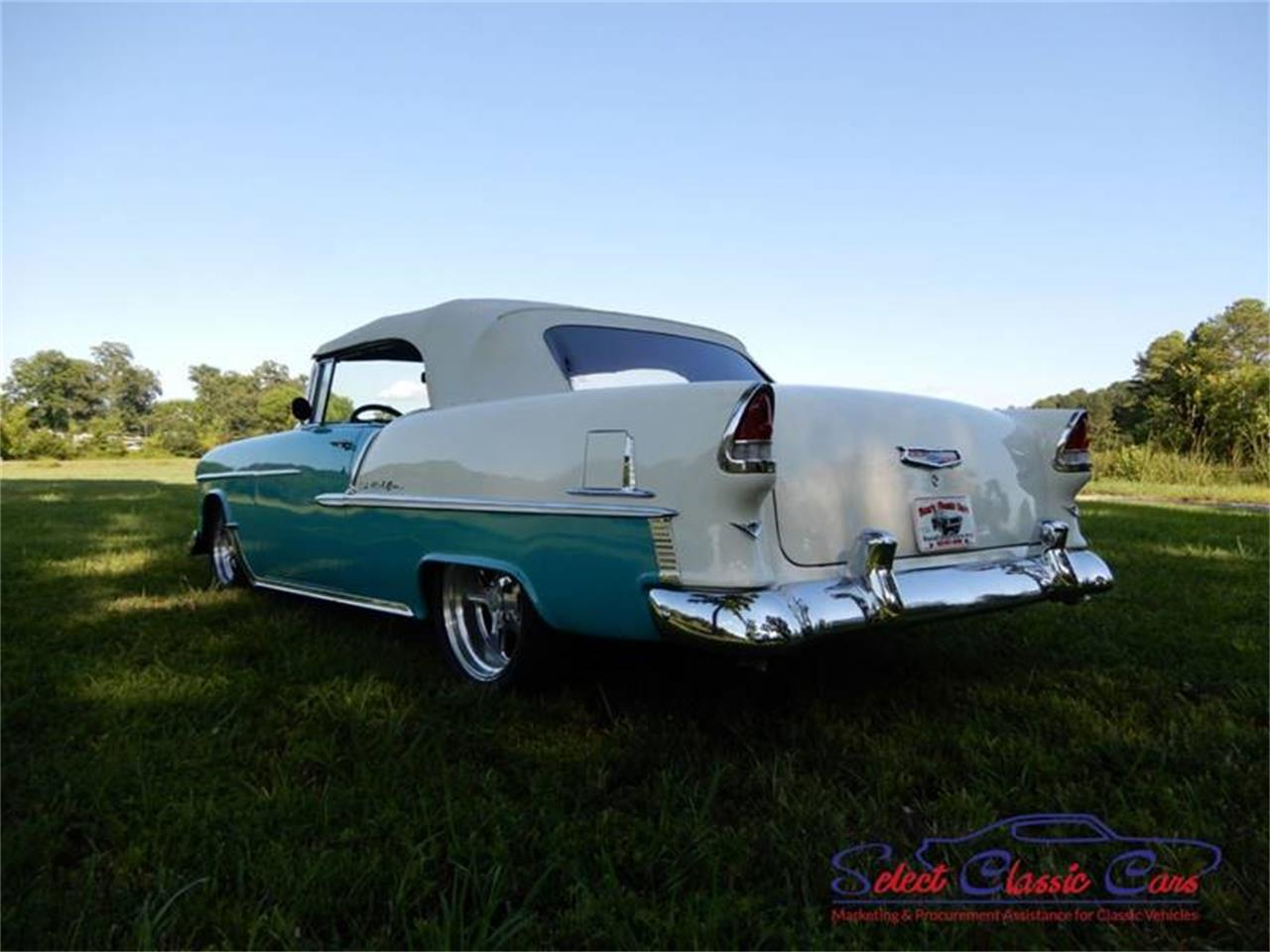 Large Picture of 1955 Bel Air - NSM8