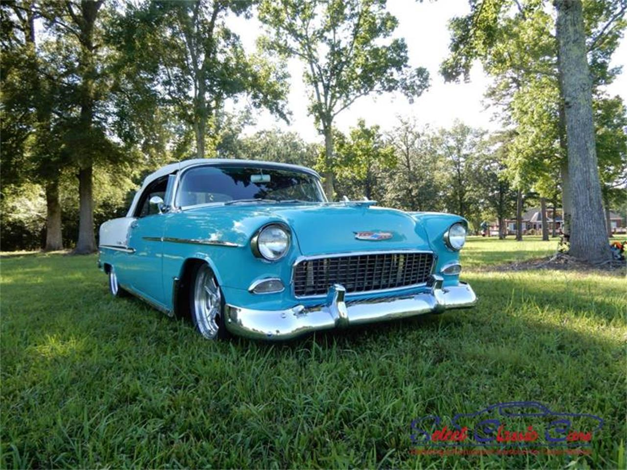 Large Picture of Classic 1955 Chevrolet Bel Air - $97,500.00 Offered by Select Classic Cars - NSM8