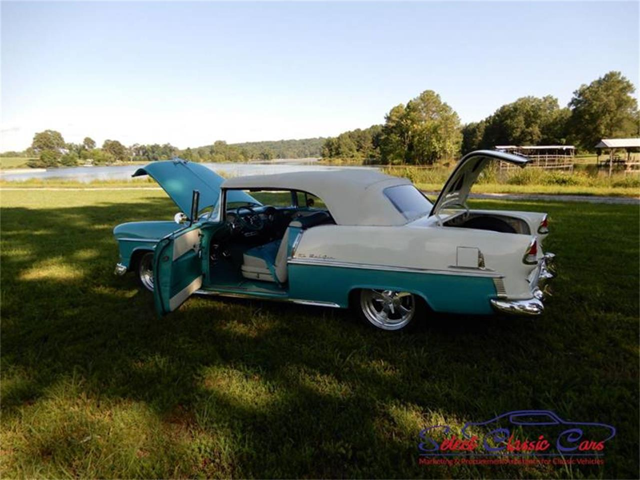 Large Picture of 1955 Chevrolet Bel Air Offered by Select Classic Cars - NSM8