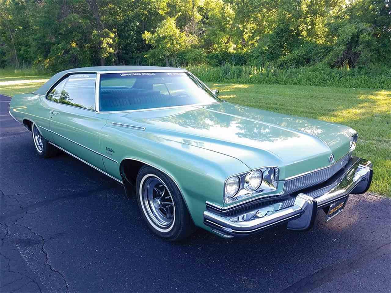 1973 Buick LeSabre for Sale | ClassicCars.com | CC-1111778
