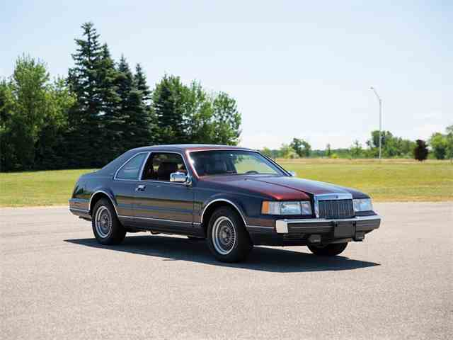 Picture of '88 Continental Mark II - NTUX