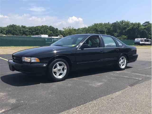 Picture of '96 Impala - NTV1