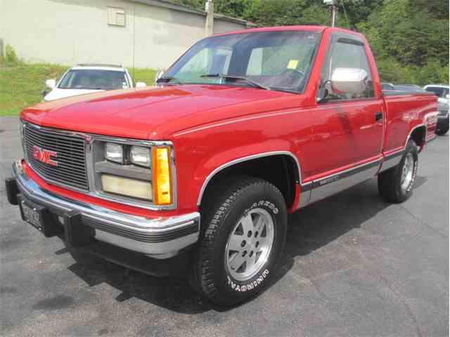Picture of '88 Sierra - NTVG