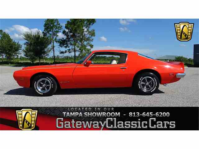 Picture of '73 Firebird - NTVQ