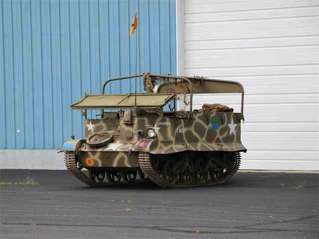 Picture of '44 T-16 Universal Carrier - NTVS