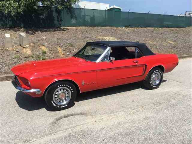 Picture of '68 Mustang - NTWF