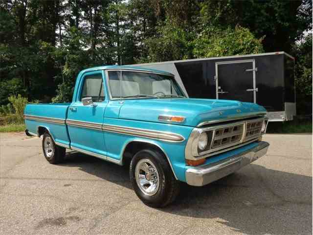 Picture of '71 F100 - NTWH