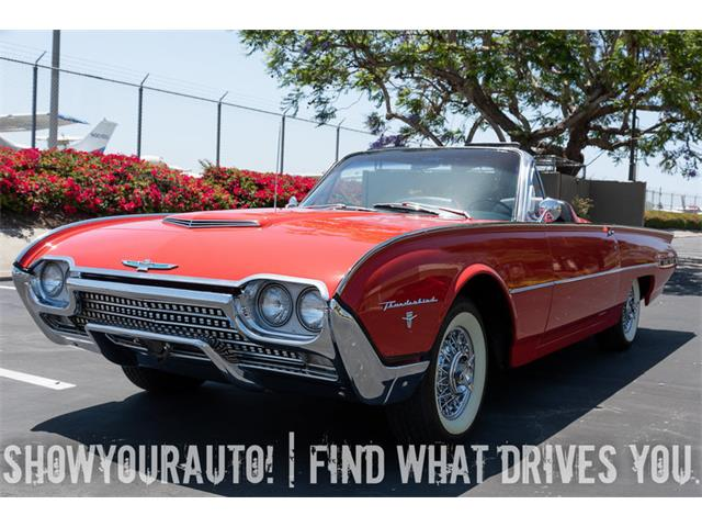 Picture of '62 Thunderbird - NTWN