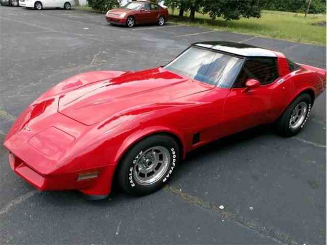 Picture of '81 Corvette - NTWV