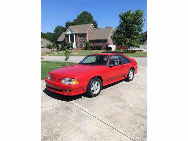 Picture of '91 Mustang - NTXC