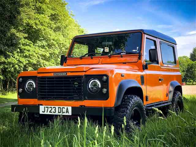 Picture of '91 Defender - NTXV
