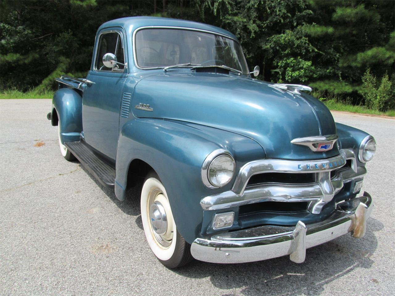 1954 Chevrolet 3100 For Sale Cc 1111892 Truck Paint Colors Large Picture Of 54 Ntxw