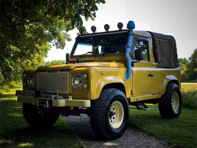 Picture of '91 Defender - NTXY