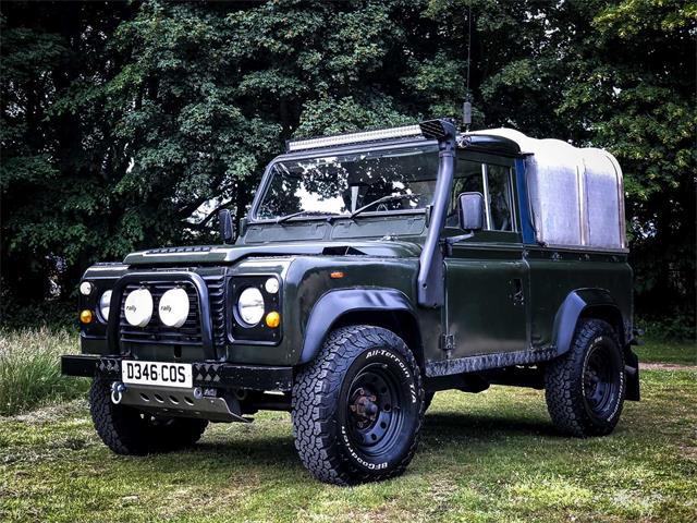 Picture of '87 Defender - NTXZ