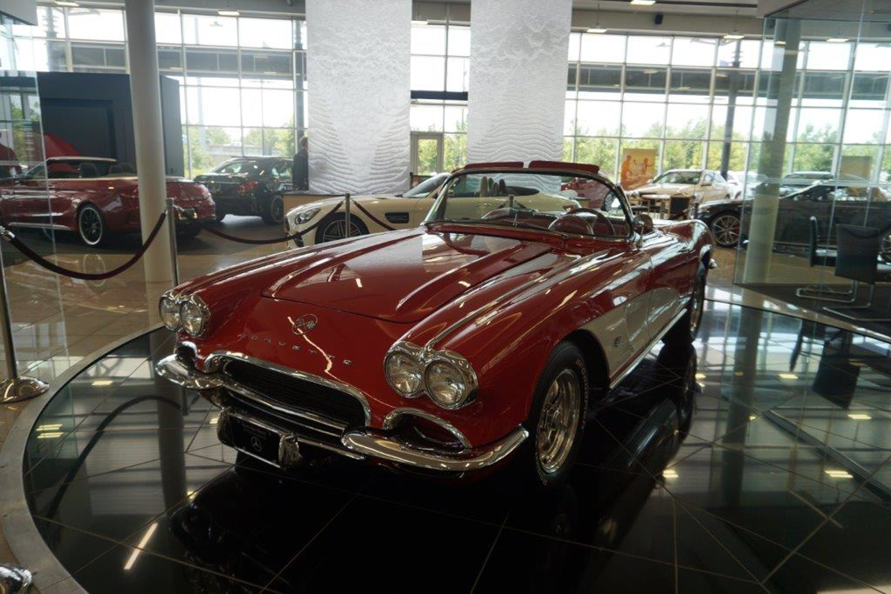 Large Picture of '62 Corvette - NTY1