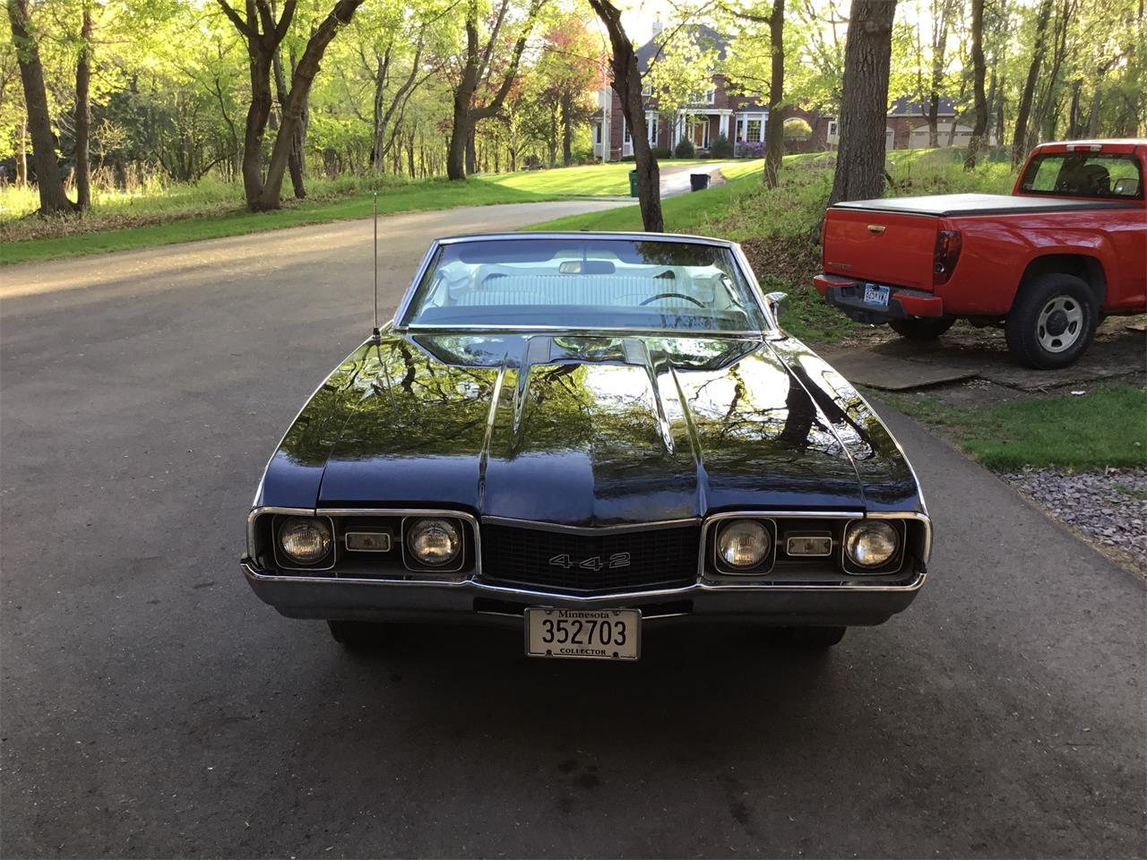 Large Picture of Classic 1968 Oldsmobile 442 Offered by a Private Seller - NTY5