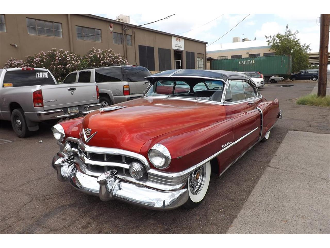 1950 Cadillac Coupe For Sale Classiccars Com Cc 1111902