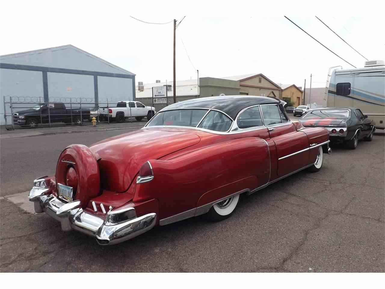 1950 cadillac coupe for sale cc 1111902. Black Bedroom Furniture Sets. Home Design Ideas