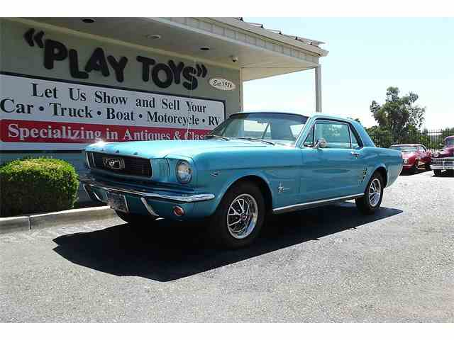 Picture of '66 Mustang - NTYC