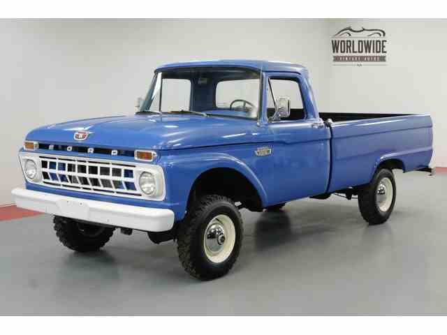 Picture of '65 F100 - NSMN