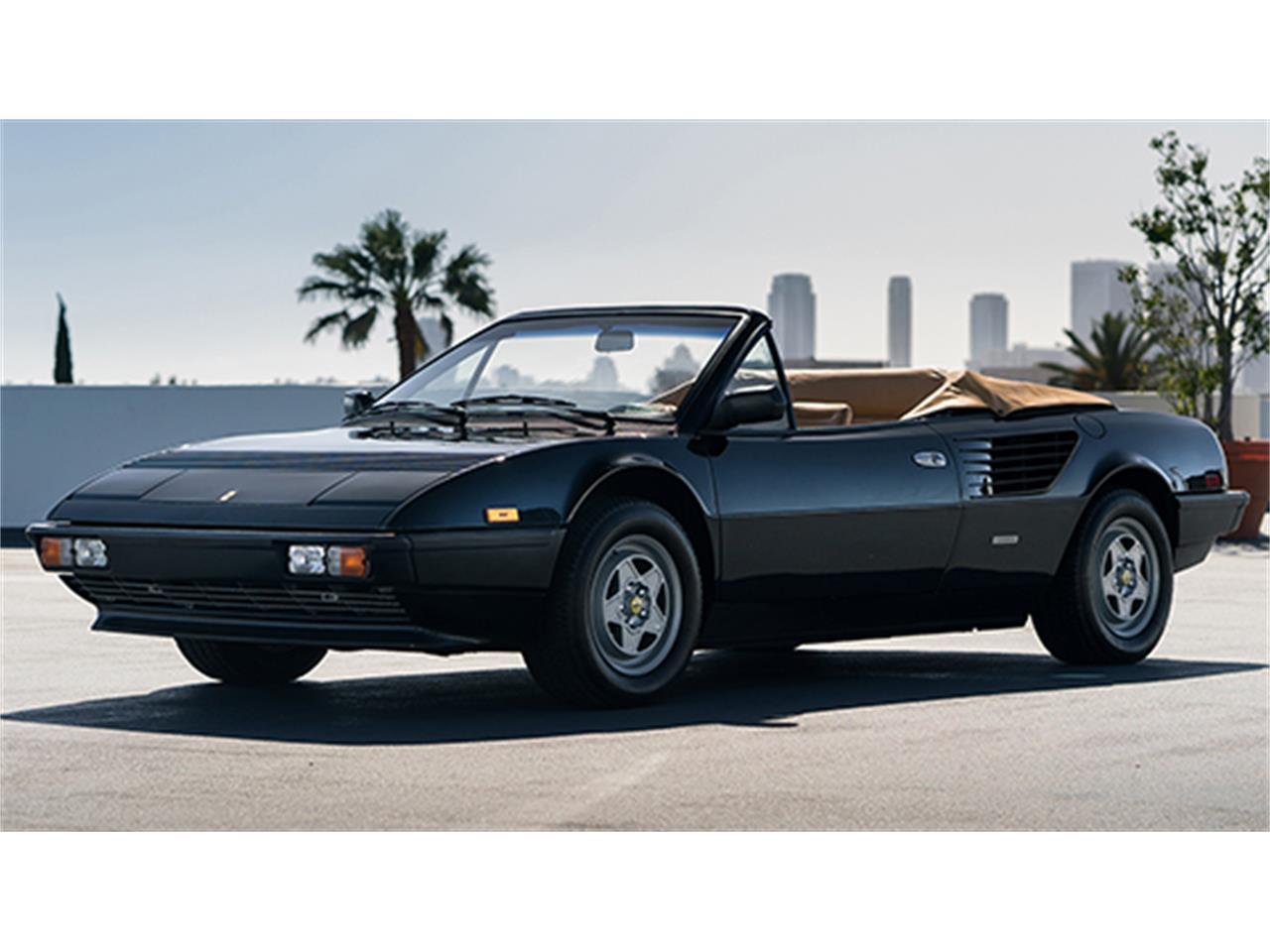 1985 ferrari mondial for sale | classiccars | cc-1111913