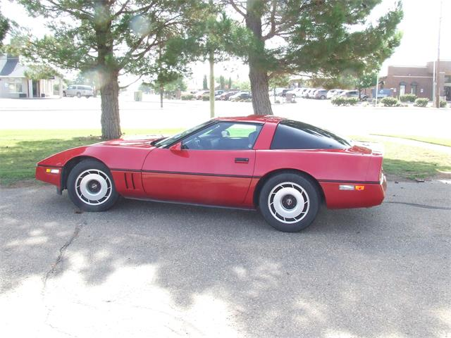 Picture of '84 Corvette - NTZK