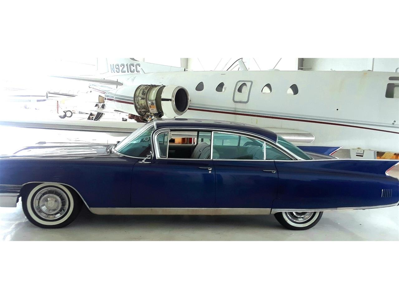 For Sale: 1960 Cadillac Fleetwood 60 Special in Miami Lakes, Florida