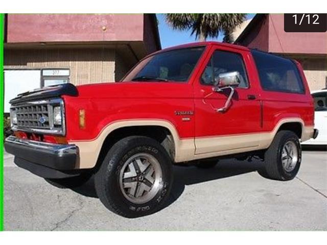 Picture of '87 Bronco II - NTZM