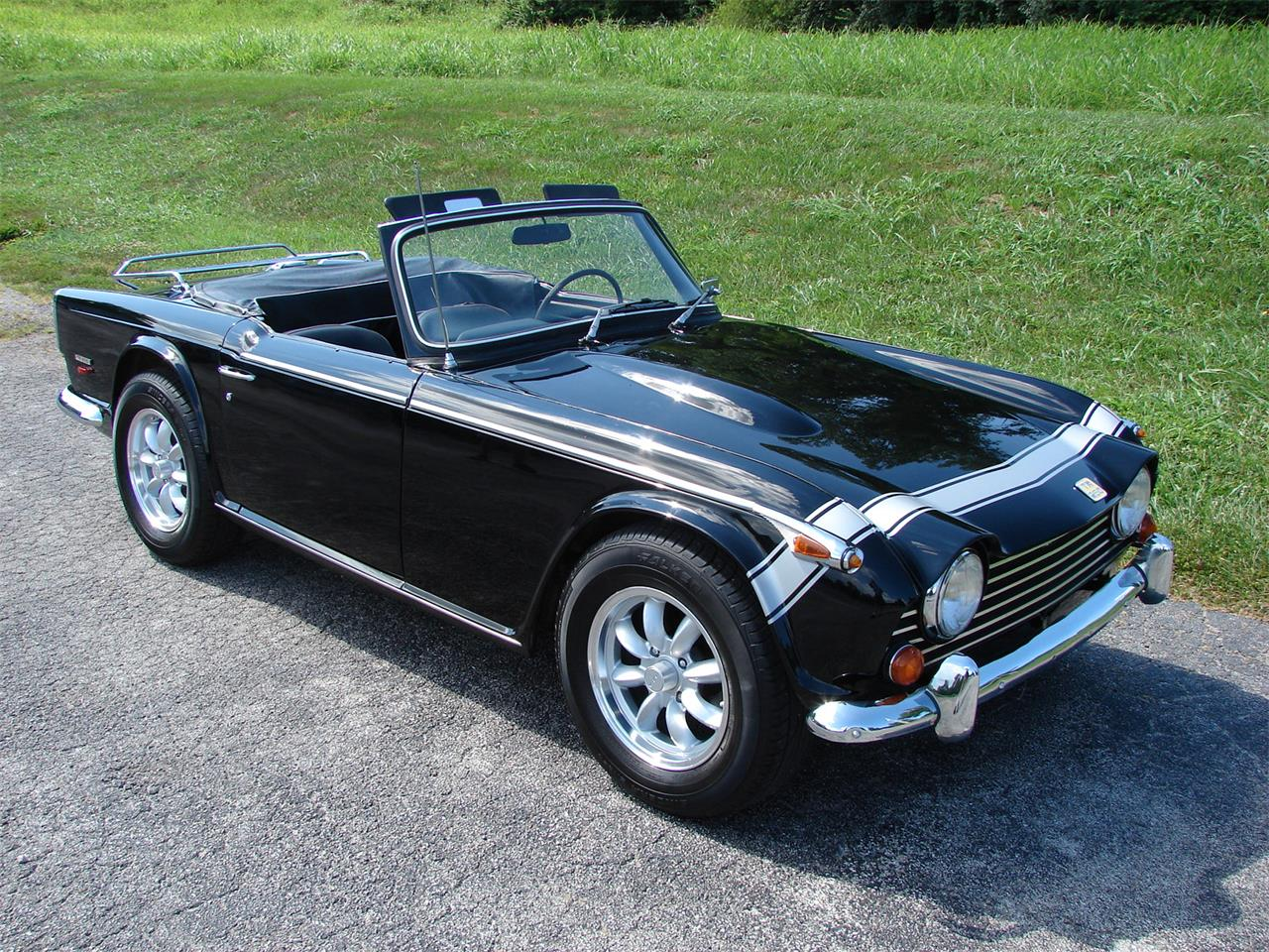 Large Picture of '68 TR250 - NTZN