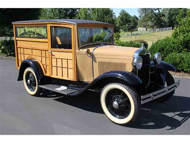 Picture of '30 Model A - NTZV