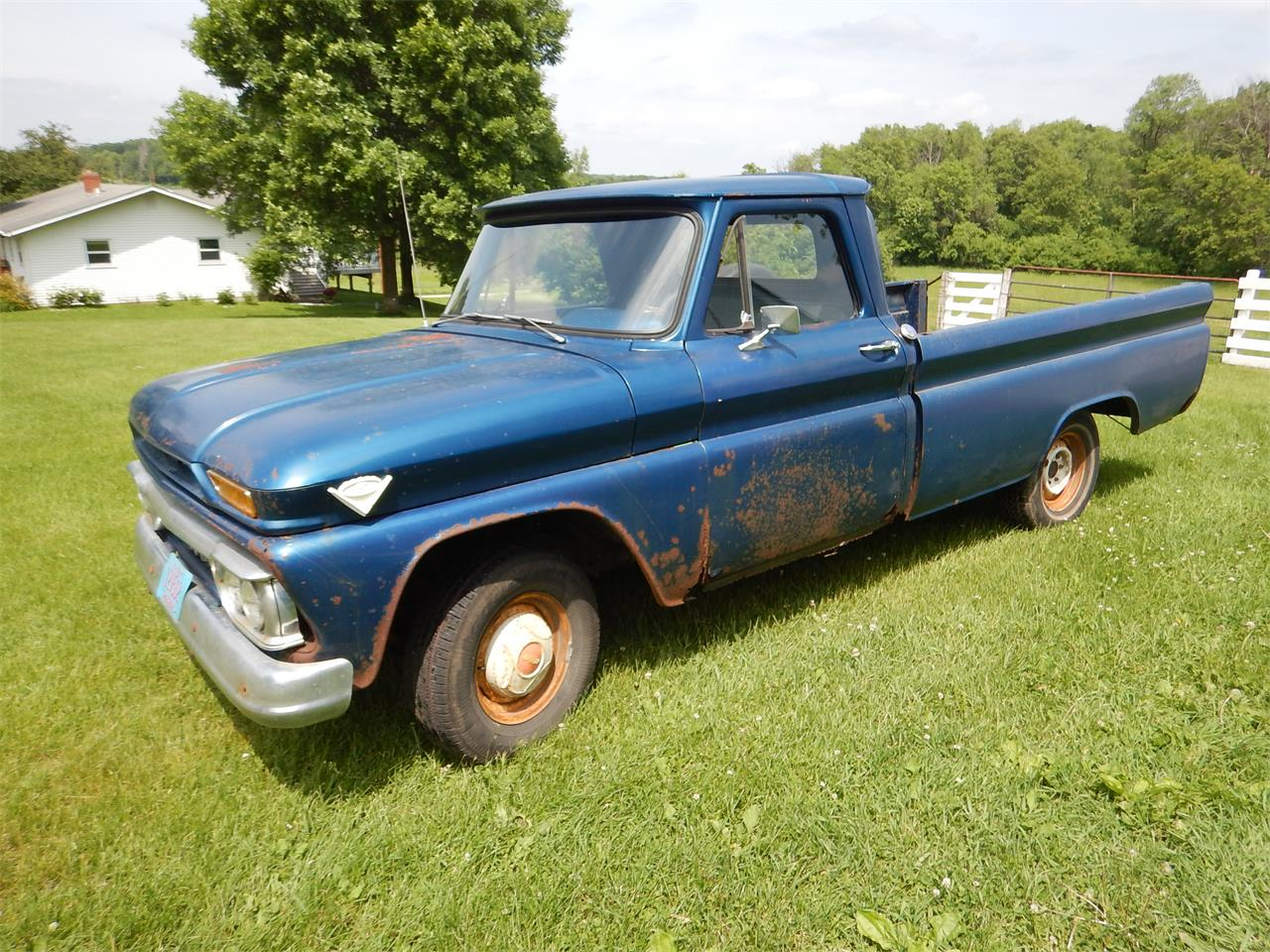 1965 GMC Pickup for Sale | ClassicCars.com | CC-1111964