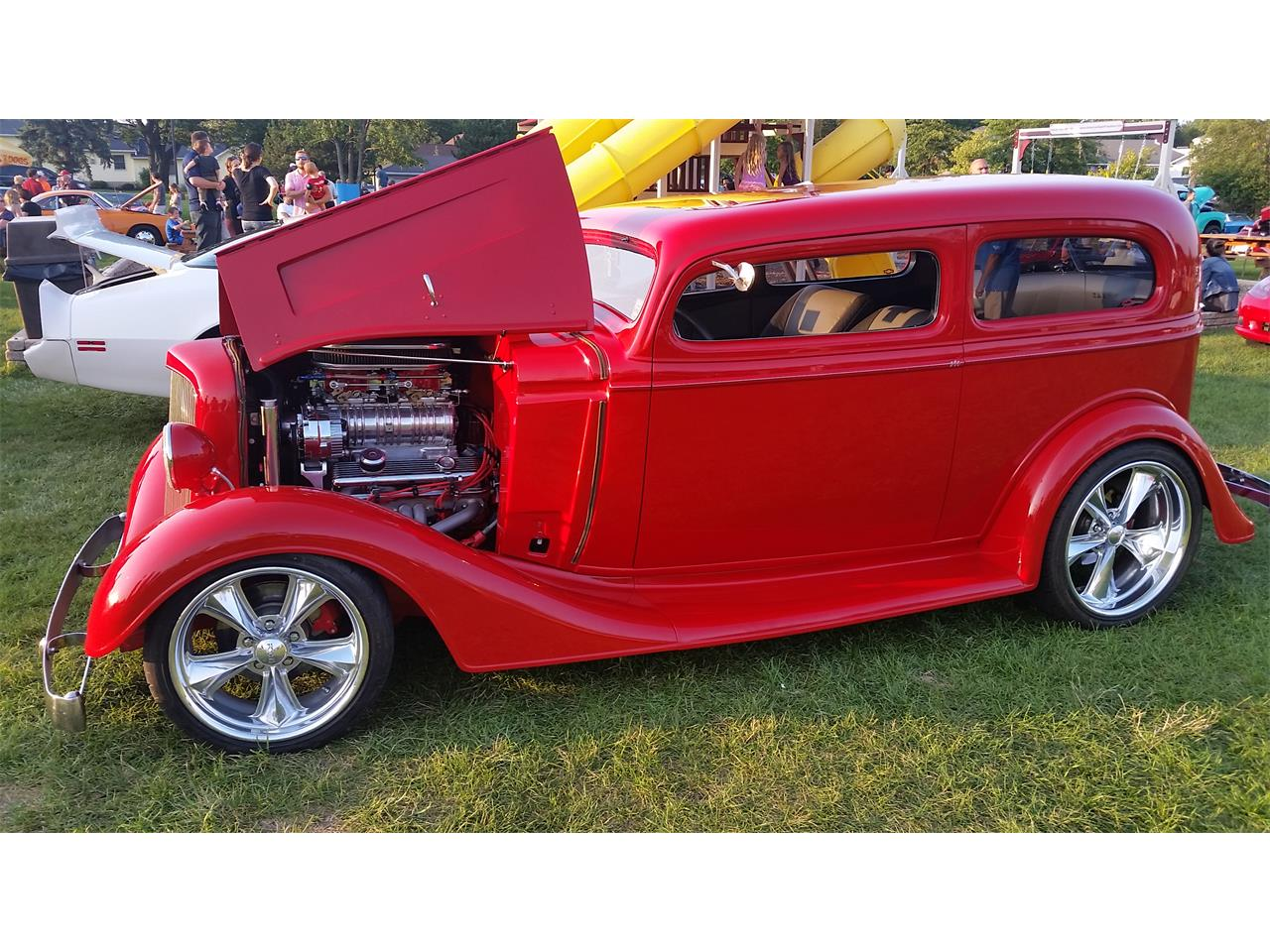Large Picture of '34 Sedan - NU0S