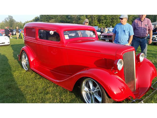 Picture of '34 Sedan Offered by a Private Seller - NU0S