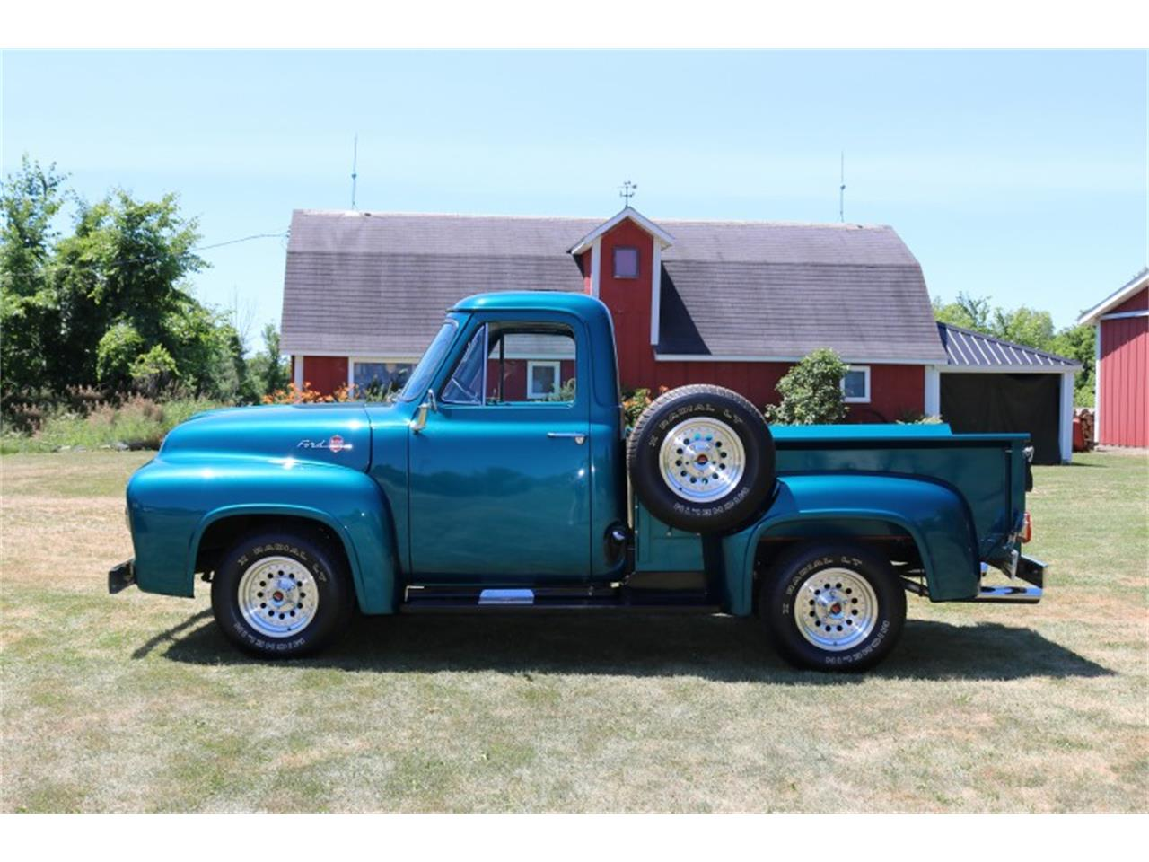 1955 Ford F100 For Sale Cc 1110020 Specifications Large Picture Of 55 Nshw