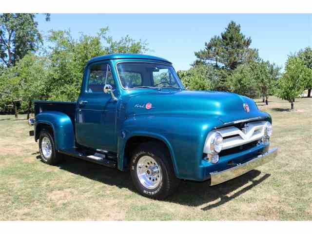 Picture of '55 F100 - NSHW