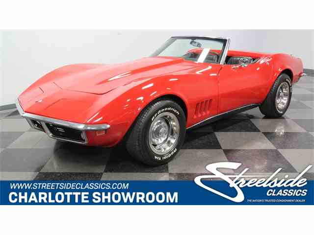 Picture of '68 Corvette - NU11