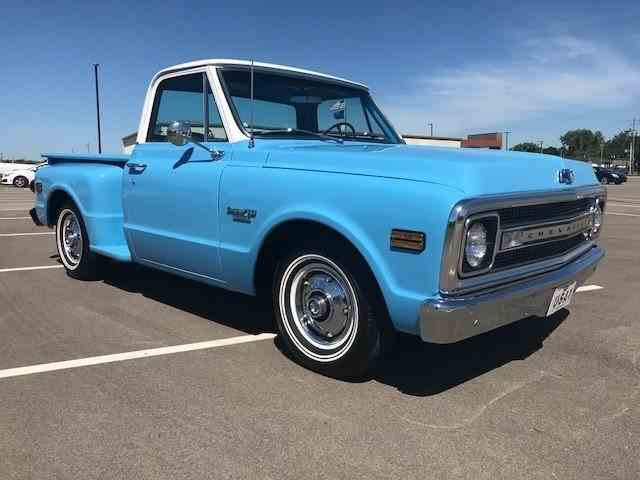 Picture of '69 C/K 10 - NU1T