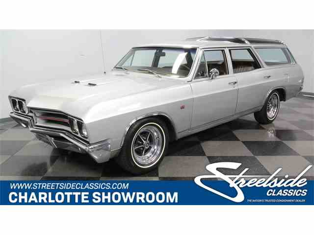Picture of '67 Sport Wagon - NU1Z
