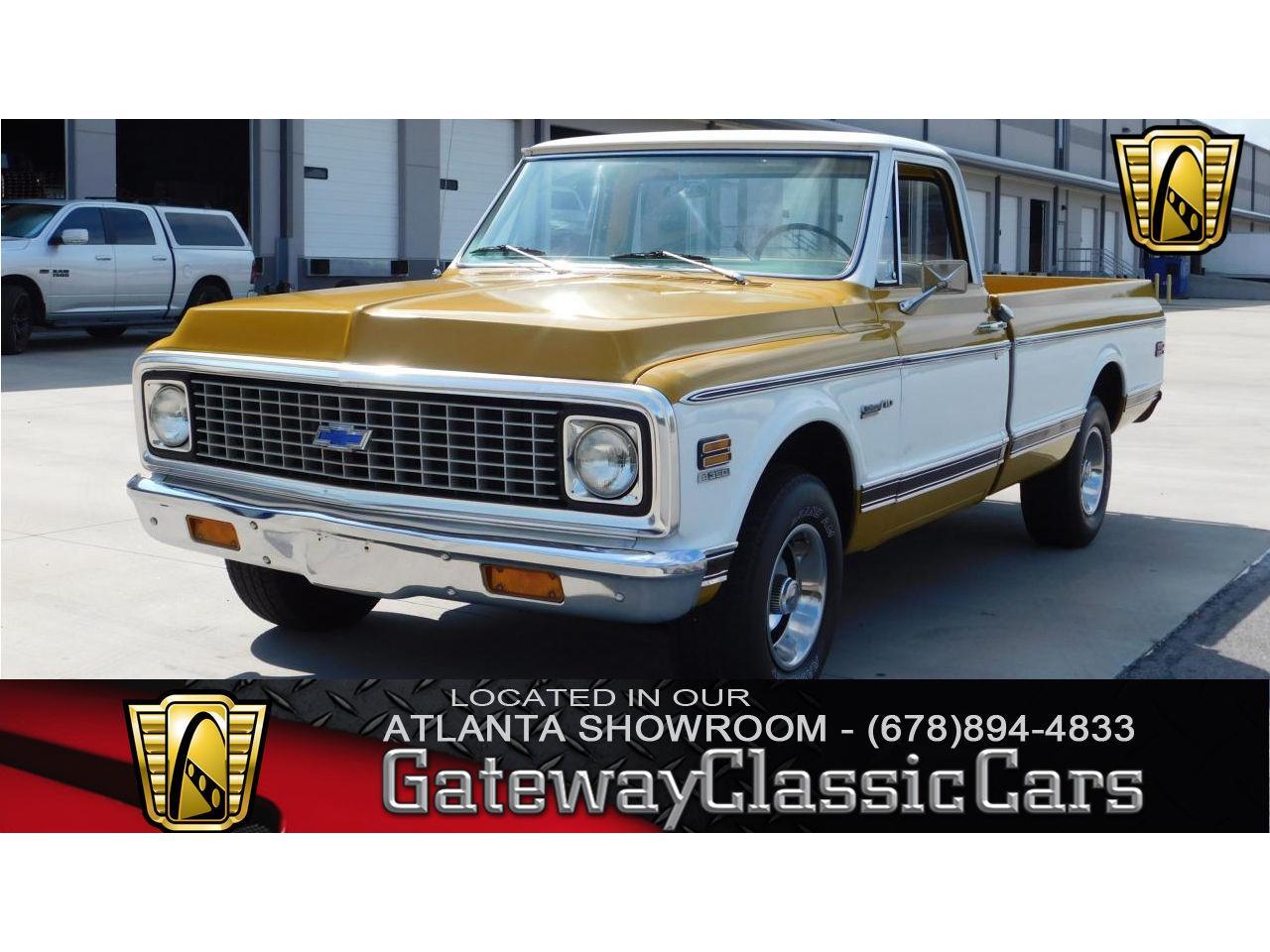 For Sale: 1971 Chevrolet C10 in Alpharetta, Georgia