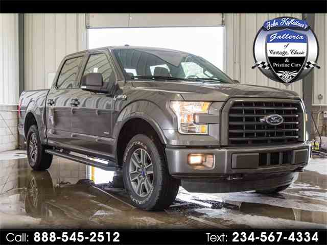 Picture of '16 F150 - NU28