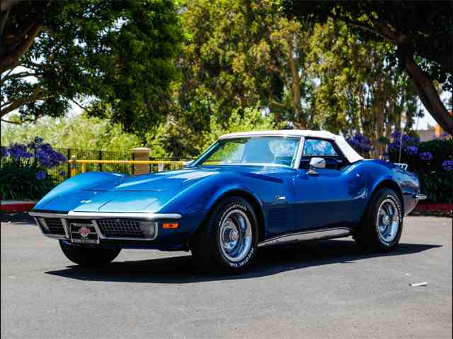 Picture of '70 Corvette - NU2B