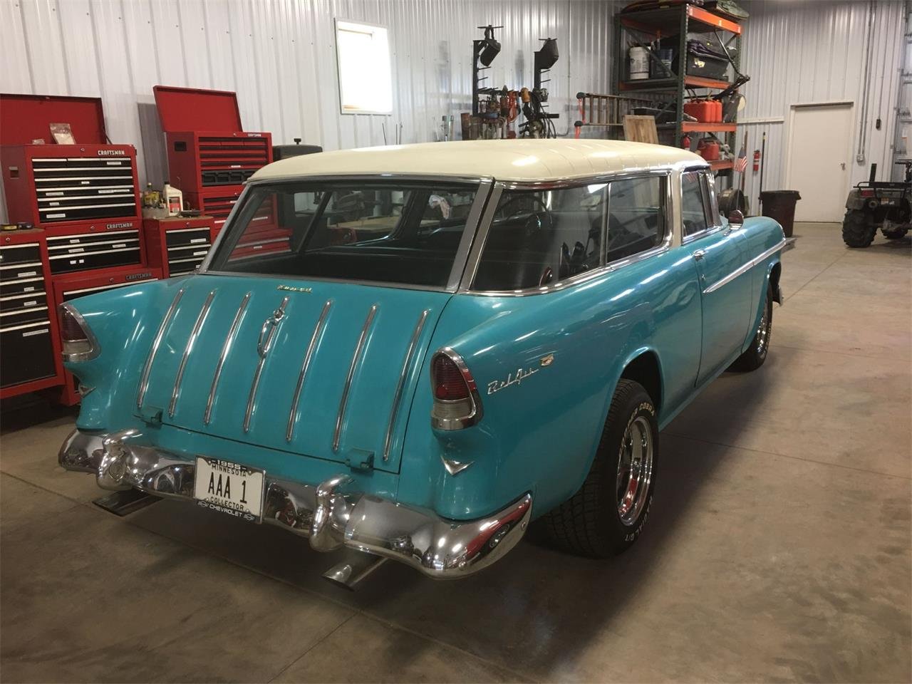Large Picture of '57 Nomad - NU2J