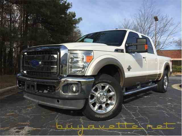 Picture of '14 F250 - NU2M