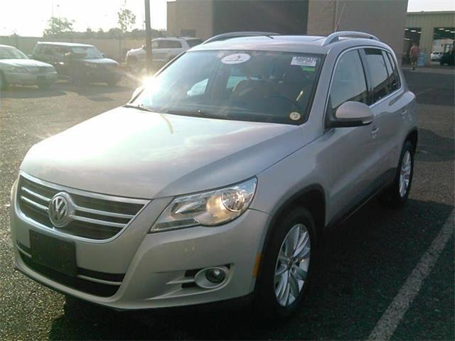 Picture of '09 Tiguan - NU2Z