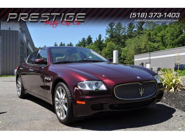 Picture of '05 Quattroporte - NU3A