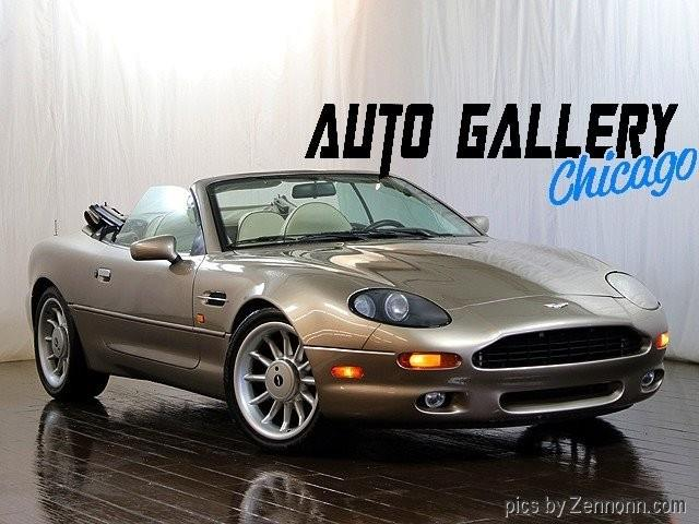 Picture of '97 DB7 - NU3B