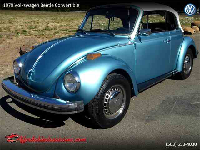 Picture of '79 Beetle - NU3V
