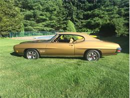 Picture of '70 Pontiac GTO Auction Vehicle Offered by Saratoga Auto Auction - NU48