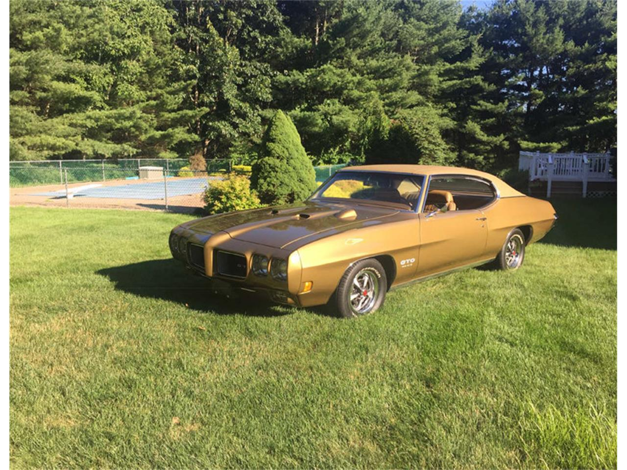 Large Picture of '70 Pontiac GTO - NU48