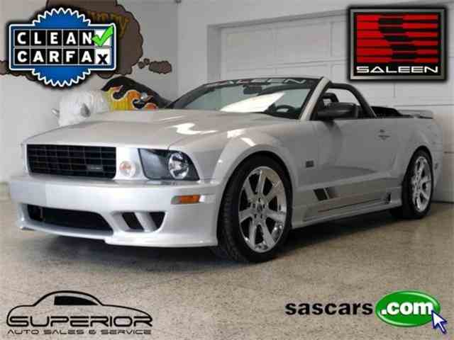 Picture of '06 Mustang (Saleen) - NU4M